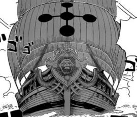 Navire Dragon Célestes Manga