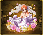 TC808 Goddess in White Nami Wedding