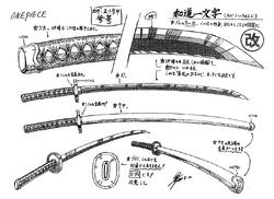 Wado Ichimonji schemi