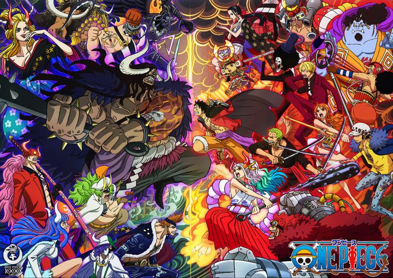 Arco Del País De Wano One Piece Wiki Fandom