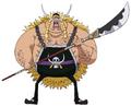 Cuerpo completo de Edward Weevil anime