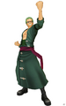 Dance Battle Zoro