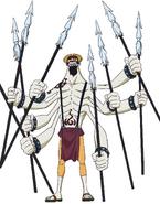 Ikaros Much Anime Concept Art