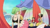 Keimi Helps Sanji