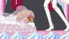 Pudding sufre un choque emocional