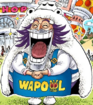 Wapol's Omnivorous Hurrah Fourth Outfit in Colored Manga
