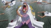 Zephyr Loses his Arm