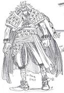 Eldoraggo as Depicted by Oda
