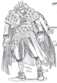 Eldoraggo as Depicted by Oda