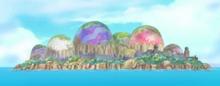Isla donde se consiguen huevos