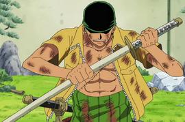 Wadô Ichimonji Anime Infobox