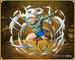 Dellinger One Piece Treasure Cruise3