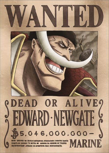 Edward Newgate taglia