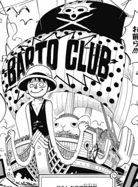 Going Luffy-senpai Manga Infobox