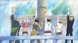 One Piece Opening 8 - Auf dem Weg