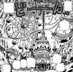 Sabaody manga infobox