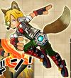 Sanji Fox Amiibo Super Grand Battle X