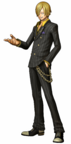Sanji Pirate Warriors 3