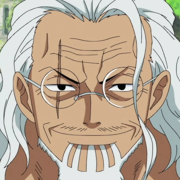 Silvers Rayleigh Post Timeskip Portrait