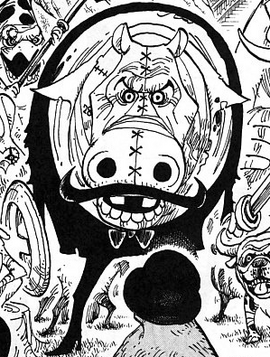 Hippo-Gentleman Manga Infobox