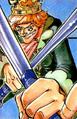 Mr. 9 Coloré dans le Manga