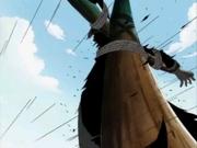 Nugire Yainu se fait exécuter