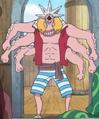 Octo Pirate du Soleil