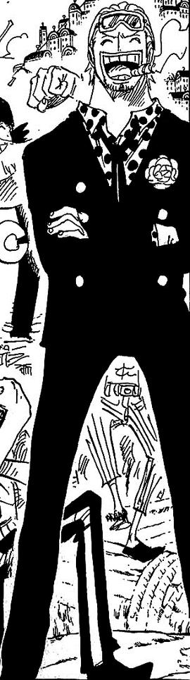 Paulie Manga Dos Años Después Infobox