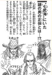 Shichibukais conceito inicial.