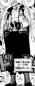 Smoker Manga Dos Años Después Infobox
