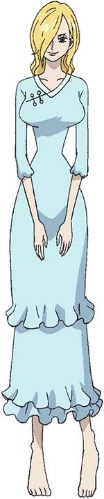 Vinsmoke Sora Anime Concept Art