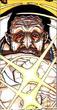 Borsalino Menggunakan Buah Iblis di Manga