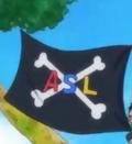 Drapeaux ASL