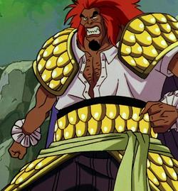 El Drago Anime Infobox