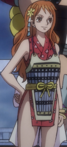 Nami Fourth Wano Outfit