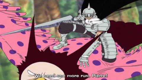 One Piece Gan Fall vs Shura