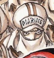Shu as a Young Marine