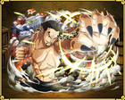 TC748 Rob Lucci CP9's Strongest