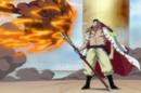 Whitebeard Extinguishing A Fireball