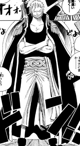 Bellamy Manga Debut Infobox