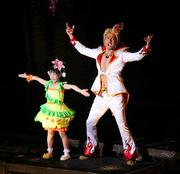 Bukini and Homey Perform