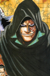 Dragon's Color Scheme in the Manga