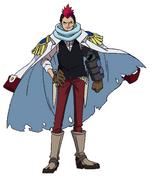 Grount Anime Concept Art