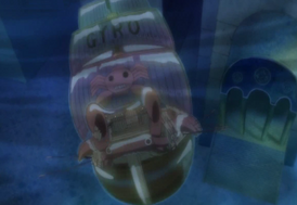 Gyro's ship