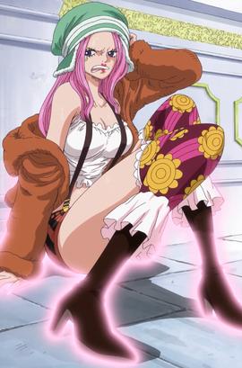 Jewelry Bonney Anime Dos Años Después Infobox
