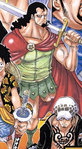 Kyros Manga Infobox