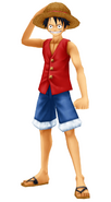 Luffy 3 One Piece Romance Dawn