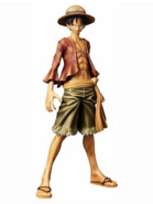 Master Stars Piece Monkey D. Luffy Event Limited Version