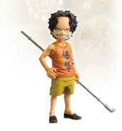 One Piece DX Figure Grandline Children Vol. 2 Portgas D. Ace
