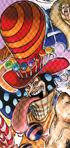 Perospero Manga Color Scheme